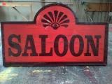 <h5>Wood Sign Rustic</h5><p>Custom rustic wood signs</p>
