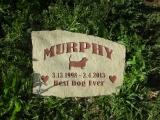 <h5>Engraved Pet Memorial</h5><p>Engraved Stone Pet Memorial</p>