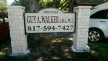 <h5>Sandblasted Redwood Sign</h5><p>Redwood Dentist Office Sign</p>