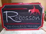 <h5>Redwood Sign</h5><p>Sandblasted Redwood Sign</p>