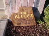 <h5>Etched Name Stone</h5><p>Etched Name Stone</p>