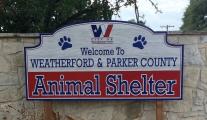 <h5>Sandblasted Redwood Sign</h5><p>Redwood Animal Shelter Sign</p>