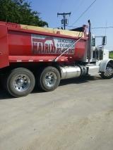 <h5>Matrix Demolition Truck Lettering</h5>