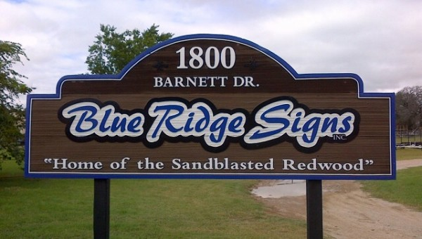 True Grit Ranch - Blue Ridge Signs - Weatherford