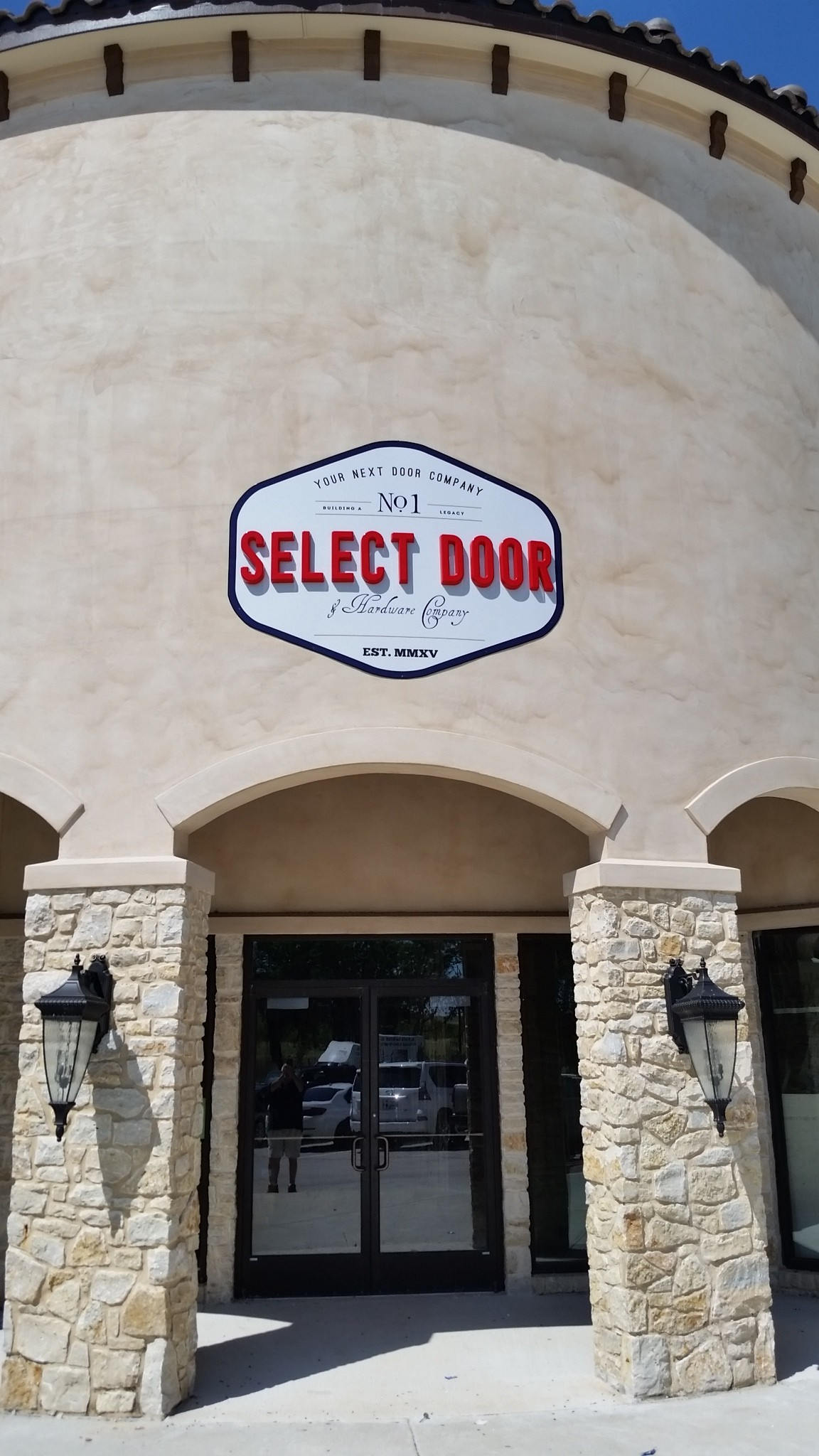 Select Door & Blue Ridge Signs | Select Door - Blue Ridge Signs pezcame.com