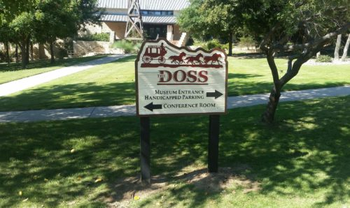 Doss Heritage Center