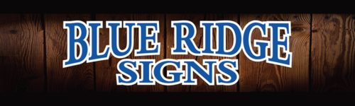 Blue Ridge Signs Header