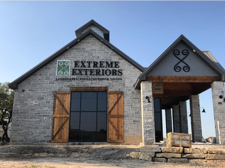 extreme exteriors willow park