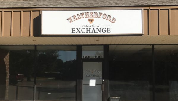 Weatherford Gold and Silver Exchange
