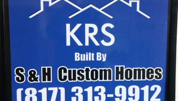 S and H custom homes