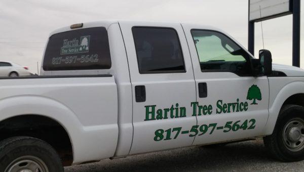 hartin tree service